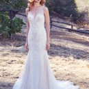 Maggie Sottero - Kyra - US10/UK12 - Ivory - PRISTINE CONDITION - £1200