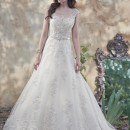 Maggie Sottero - Morgan - US12/UK14 - Ivory - GOOD CONDITION - £1199